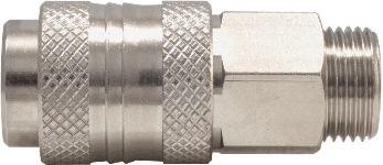 Universal snap coupling patented